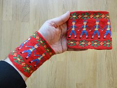 Ravelry: Patrick-Zein's Mittens in Korsnäs style