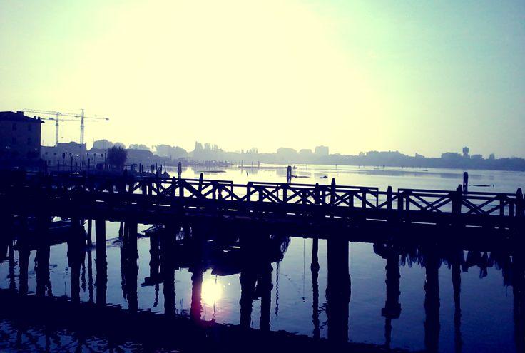 Primeras luces del día - Chioggia - Venecia - Italia
