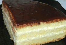 Sušenkový luxusní dort s jemnou a vláčnou chutí!