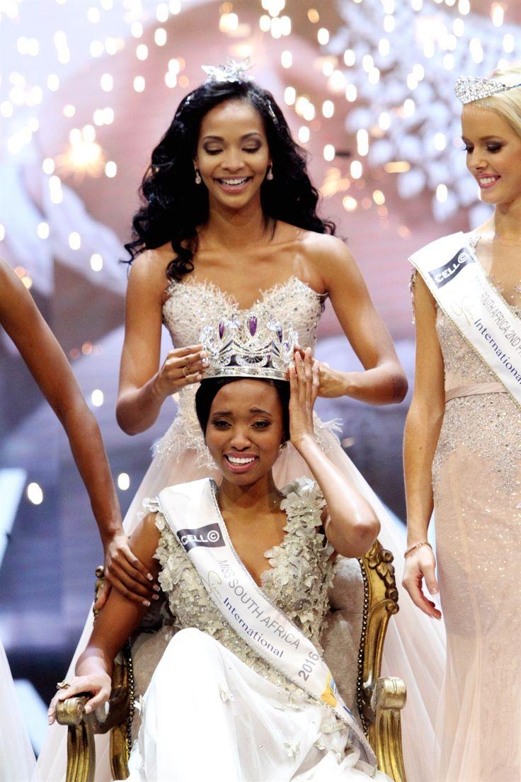 Ntandoyenkosi Kunene - Miss South Africa 2016