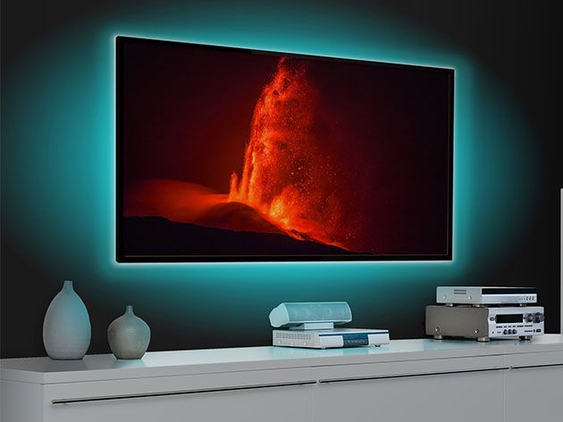 Improve Your Overall TV Watching Experience! These LED