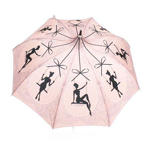 """Parapluie pagode Chantal Thomass """"La trapéziste"""""""