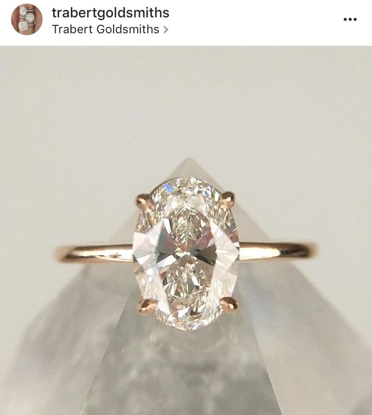 17 best ideas about oval engagement rings on