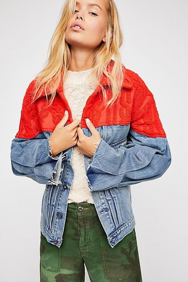 704d0faf8d5 Levi s Made   Crafted Native Trucker - Jean Jacket