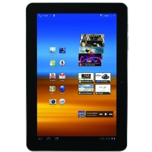Samsung Galaxy Tablet 10.1in.  WONDERFUL for downloading books, watching videos on Netflix, browsing the internet, taking notes, etc.