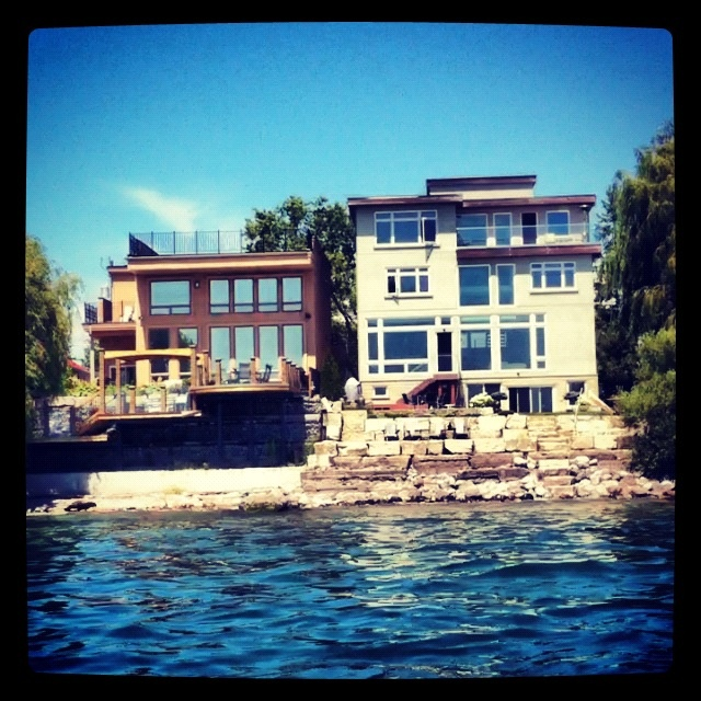 Waterfront homes in Pickering Ontario  #Pickering #MLI #ESL #LearnEnglish #Canada #ON #Homestay #StudyinCanada