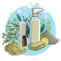 Tous les conseils de bases pour démarrer un nettoyage de sa maison avec des produits écologiques. (Produits de bases + recettes)