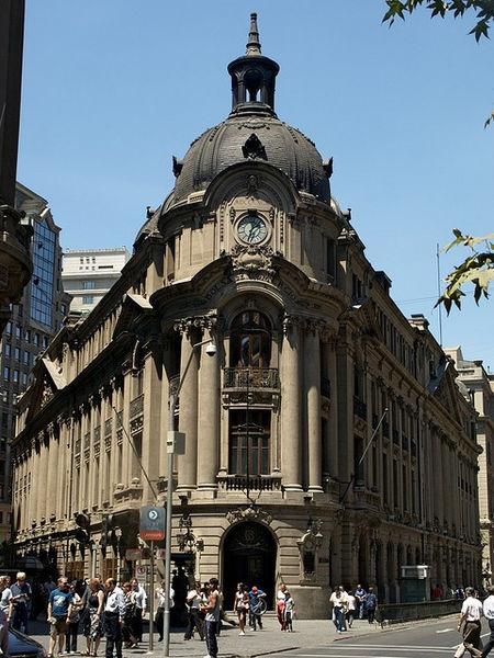 Santiago Stock Exchange.