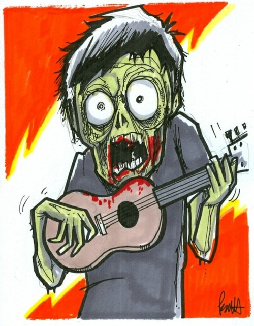 Ukulele ukulele chords zombie : 1000+ images about Ukulele on Pinterest | Jimmy eat world, Guitar ...