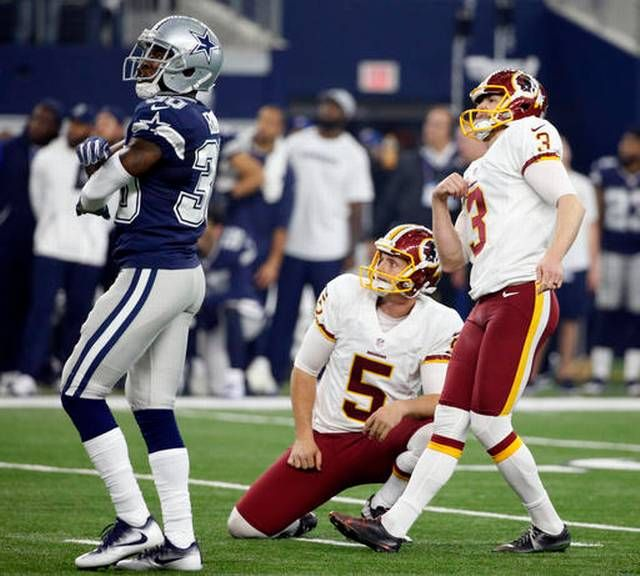 More controversy from the Redskins, Cowboys game