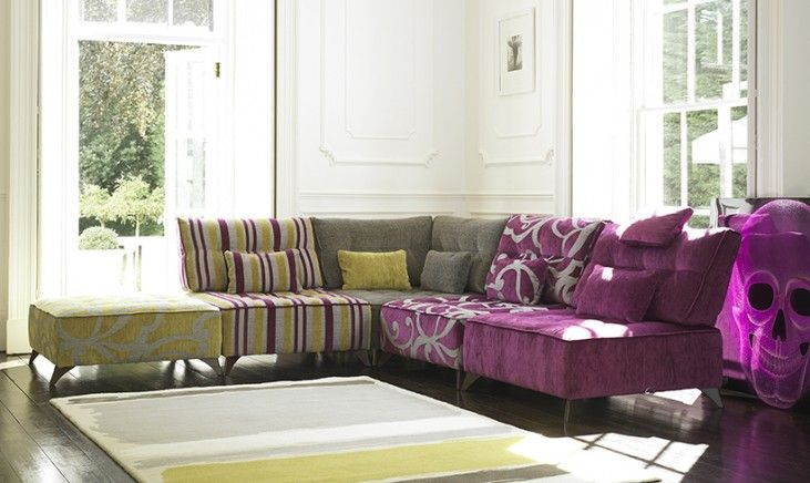 Arianne by Fama sofas