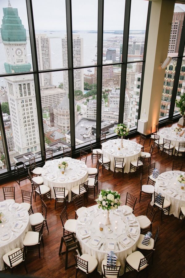 Classic Boston State Room wedding venue: http://www.stylemepretty.com/massachusetts-weddings/boston/2016/02/10/classic-state-room-wedding-with-vintage-nautical-touches/ | Photography: Lauren Methia - http://laurenmethia.com/#!/HOME