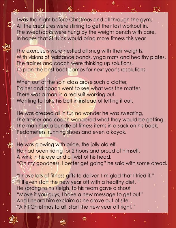 + images about Christmas Verses on Pinterest | Christmas poems, Poem ...