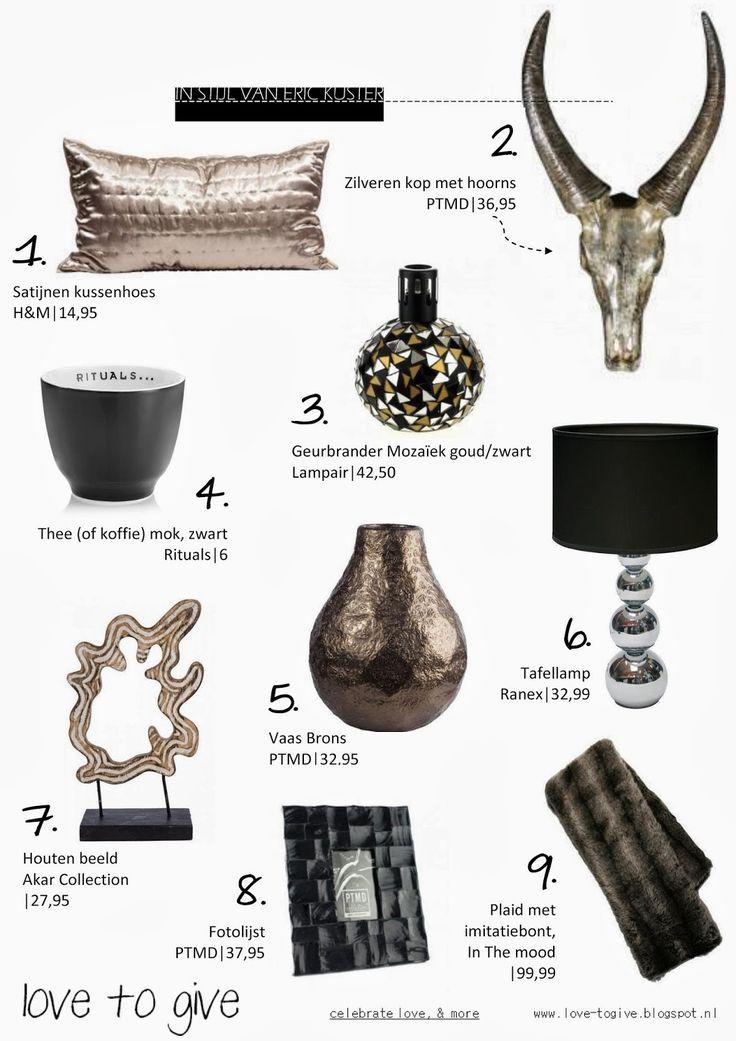 | Home decoration | Eric Kuster | Luxury | Interior design | Art |