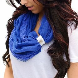 Make any scarf into an infinity loop with PoppyClips. http://www.poppyclips.com/index.php?route=product/category&path=60
