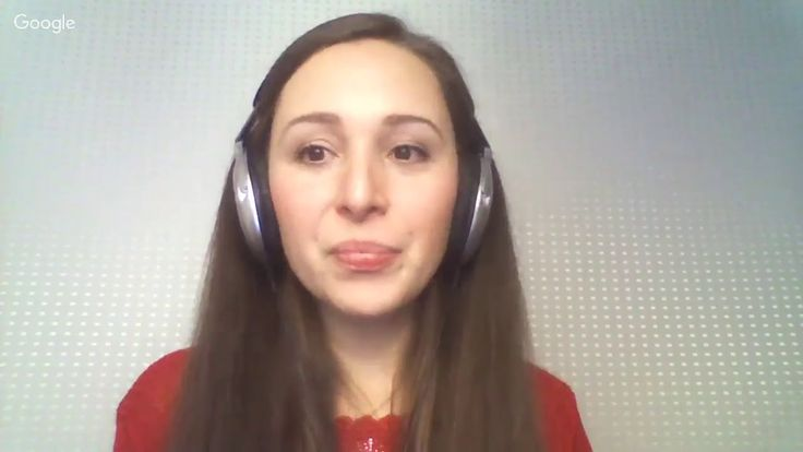 вебинар: Альбина Алферова