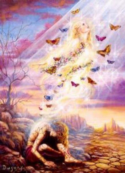 ΜΑΘΗΜΑΤΑ ΘΑΥΜΑΤΩΝ - A COURSE IN MIRACLES: ΜΑΘΗΜΑ 96 Η σωτηρία προέρχεται από τον ένα μου Εαυτό.