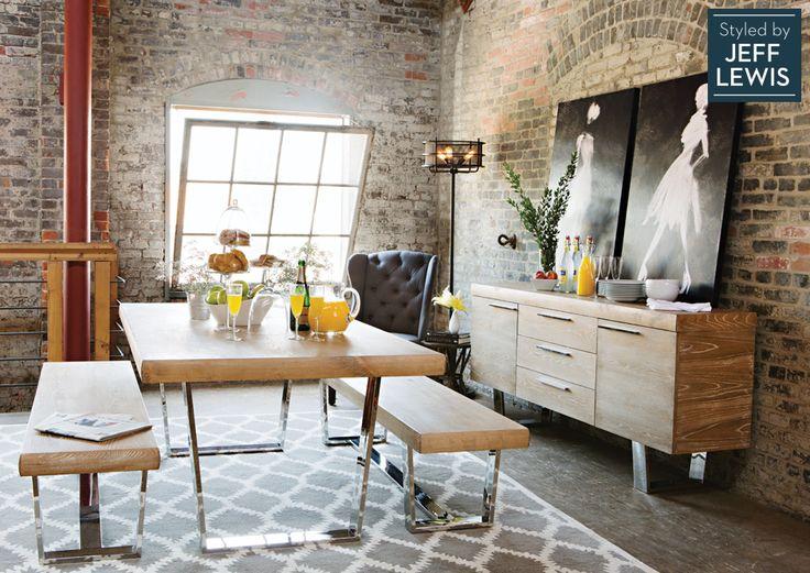 see living spacesu0027 dining room furniture
