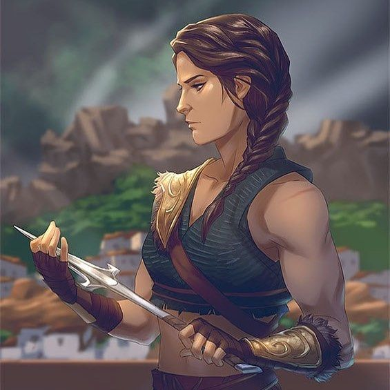 Kathryn Layno On Instagram Missed Drawing Kassandra Kassandra Assassinscreedodyssey Ac Assas Assassins Creed Art Assassins Creed Assassins Creed Odyssey