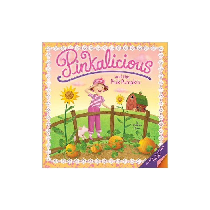 Pinkalicious and the Pink Pumpkin ( Pinkalicious) (Paperback) by Victoria Kann