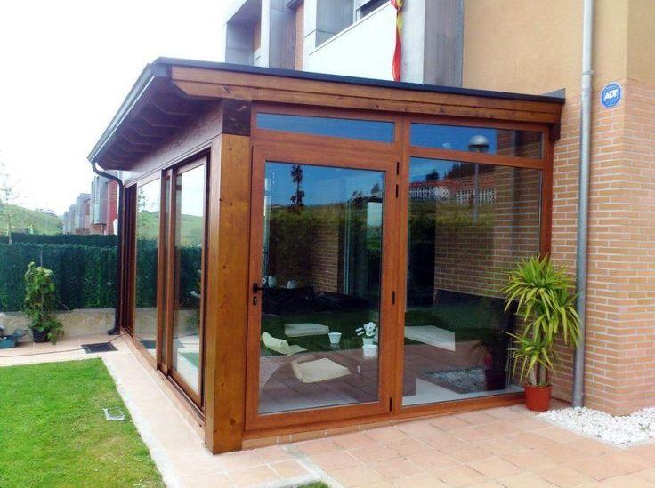 M s de 25 ideas incre bles sobre porches cerrados en - Porches de madera cerrados ...
