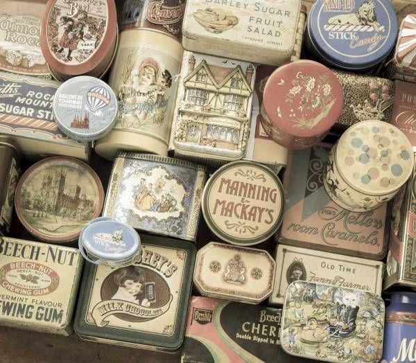Puzzle de cajitas de vintage ( Ref: 0000020496 )
