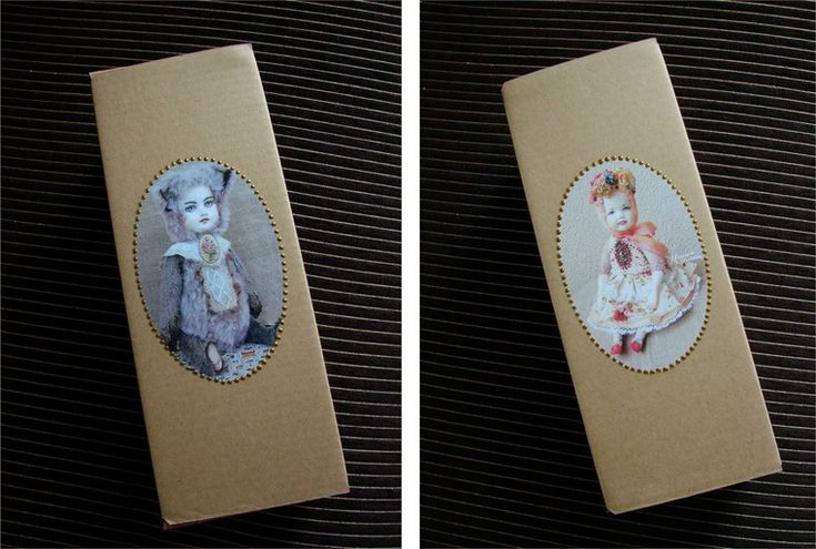 Как сделать упаковку для куклы за 10 минут - Ярмарка Мастеров - ручная работа, handmade