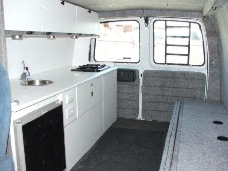 Boulder Offroad 4x4 Van Custom Conversions - Interiorswe are still ...