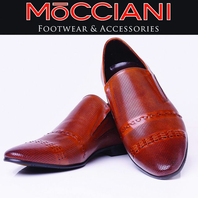 Moccaini Shoes For Men... A sovereign quality. We love Mocciani