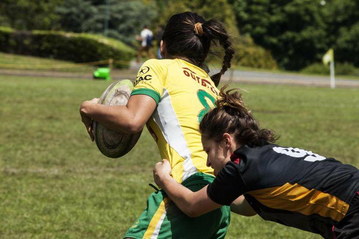 Brasil's team in action