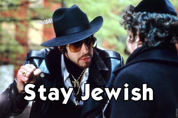 Stay Jewish
