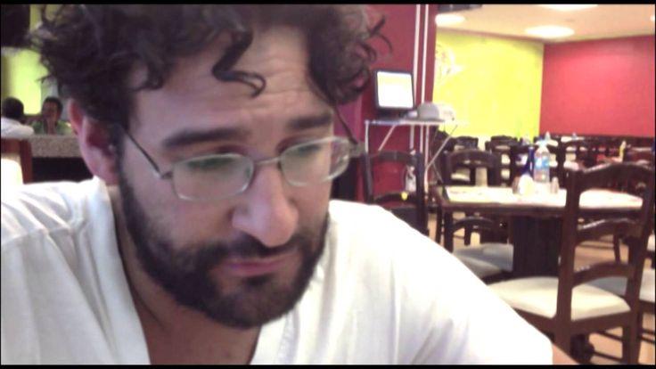La Bruma Creativa entrevista al dramaturgo y guionista Gibrán Portela (1979)