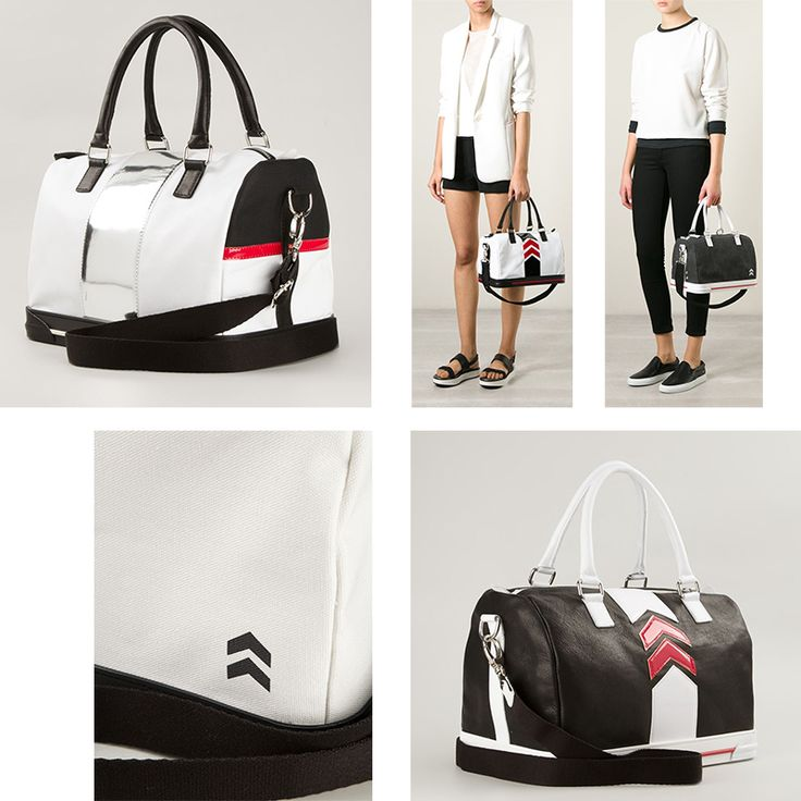 collezione borse The Sneakebag primavera estate 2015 - #sneakebag #fashionbags #borse #bauletto #sneakers