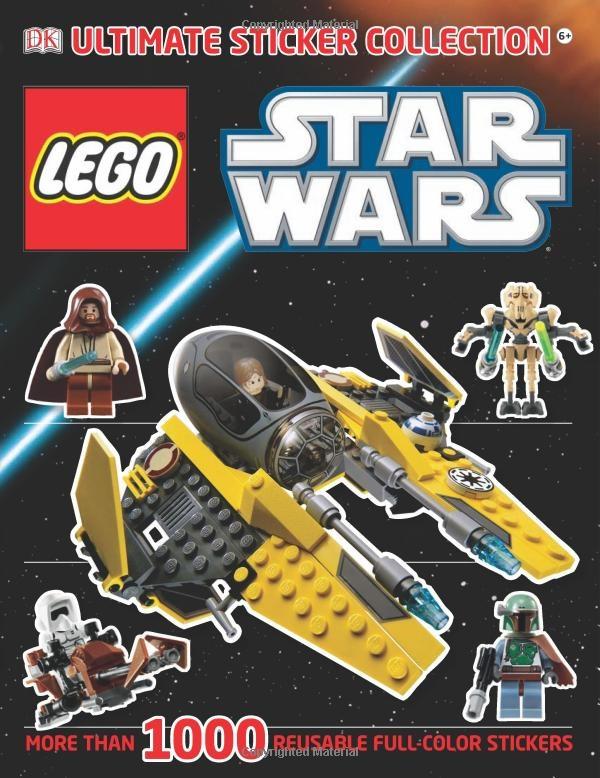lego star wars sticker book: Sticker Collections, Lego Star Wars, Stars, Stickers, Starwars