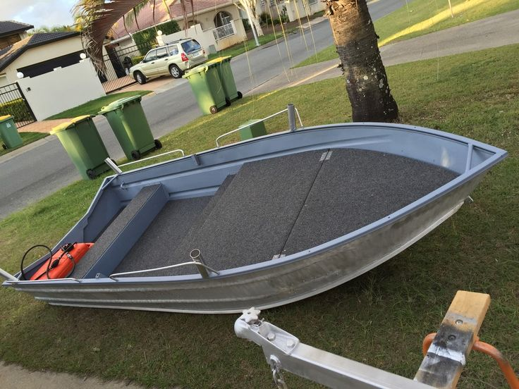 15 Awesome Aluminum Boat Modification Ideas With Images