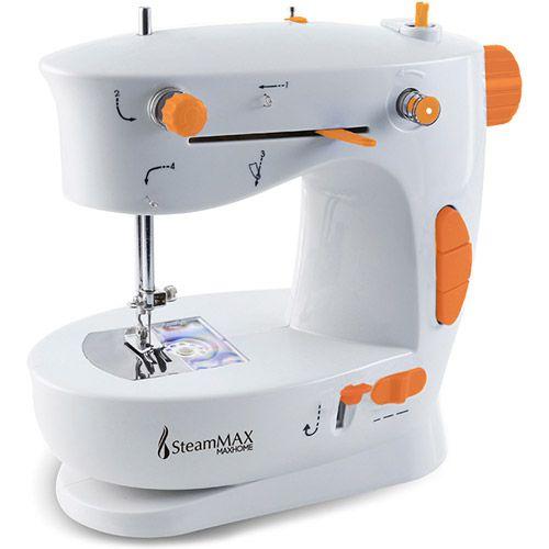 Máquina de Costura Portátil - SteamMax MaxHome - Americanas.com