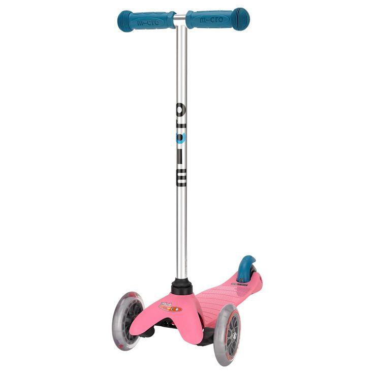 Mini Micro Scooter Pink/Aqua | Micro Scooters UK