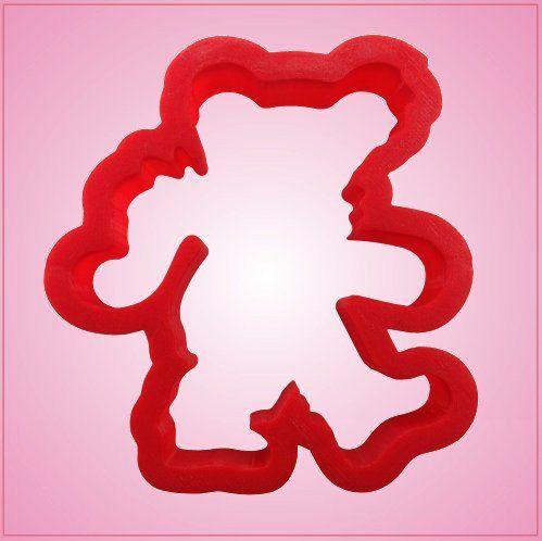 Grateful Dead Bear Cookie Cutter