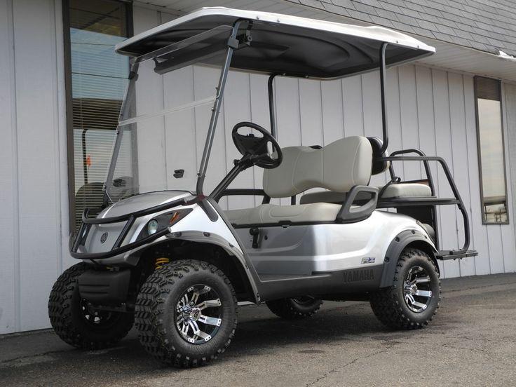 Gas Vs Electric Golf Cart Yamaha