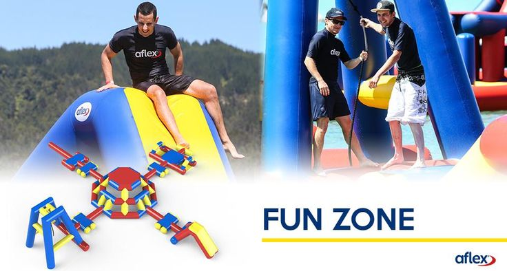 NEW Waterpark Combos from the Aflex Aqua Adventure Series! – Aflex Technology