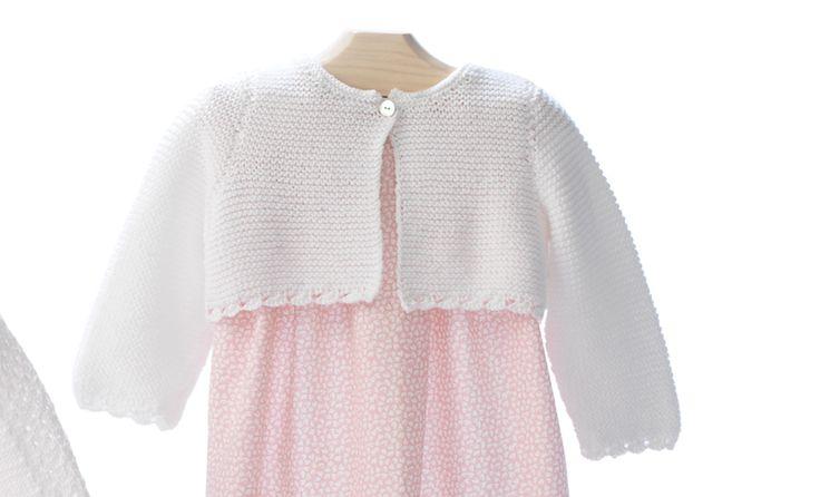 Book Baby 68 Spring / Summer | 7: Baby Short Jacket | White