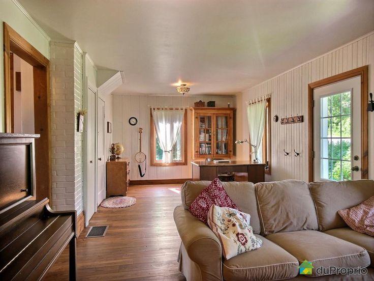 Maison à vendre Ste-Helene-de-Chester, 3463, rue Principale, immobilier Québec   DuProprio   484702