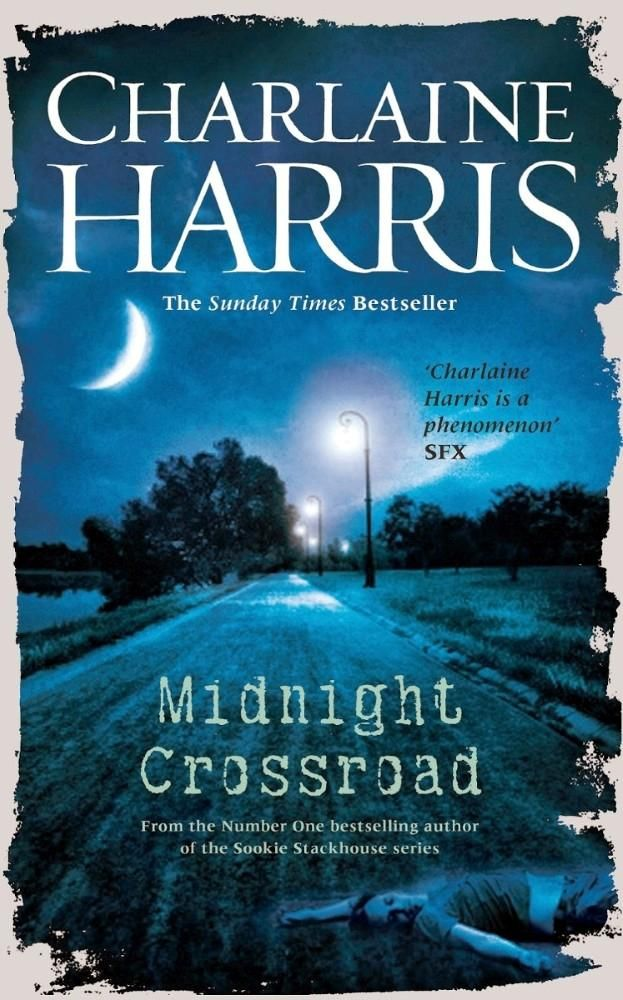 9. Midnight Crossroad - Charlaine Harris