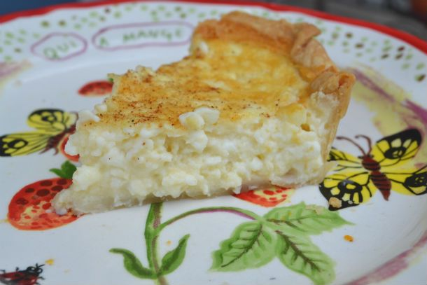 Cottage Cheese Pie   Serious Eats : Recipes