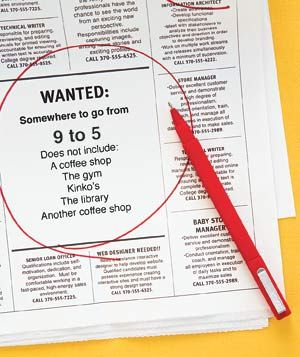 help wanted newspaper ad template