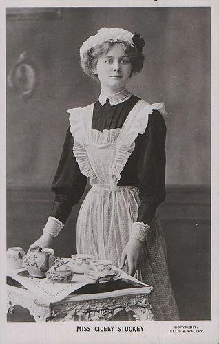 1900s maid