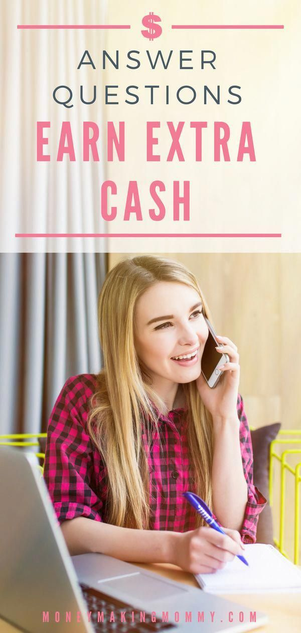Get Paid to Answer Questions [Cash for Your Expertise!]