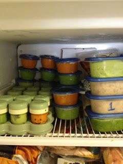 A Witch Lives Here : Homemade Baby Food 101