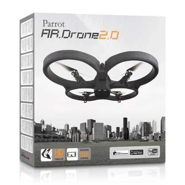 Parrot AR Drone Quadricopter, 2.0 Edition, With 2000 MaH Battery. Selling everything from handbags to electronics on eBay. Visit our eBay store now.