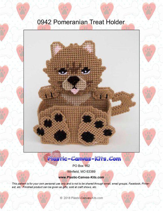 Koala Bear Note Holder-Plastic Canvas Pattern or Kit
